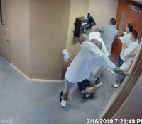 Video shows group of inmates attacking 2 NM COs