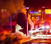 Man charged in Atlanta interstate overpass fire, collapse