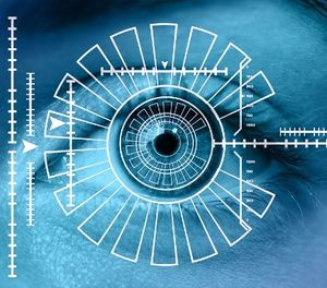 Iris scanning is no longer science fiction. (Photo/Pixabay)