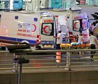 Suicide attackers kill 41, injure scores at Istanbul airport