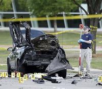 Doubts raised about Islamic State's claim in Texas attack