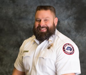 Jackson County EMS Director Jason Baker. (Photo/Courtesy of Jason Baker)