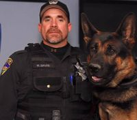 Man who fatally shot Ohio K-9 gets 45 years in prison