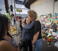 Connecting with LA hostage taker helped woman survive ordeal