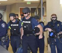 Active shooter exercise goals, philosophy and design