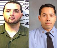 Ex-con charged with murder in road rage death of FDNY firefighter