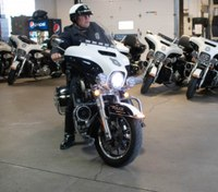Wis. PD gets LED motorcycle headlight upgrade