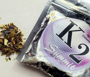 "A recent surge in emergency calls about people on the drug K2 is a ""huge problem."" (Photo/AP)"