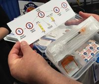 Is draw-up epinephrine the new norm for EMTs, EMRs?