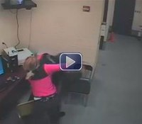 Vt. woman who cut officer's throat acquitted of charges