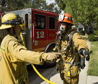 Decon alley: 5 steps to doffing firefighter PPE before rehab