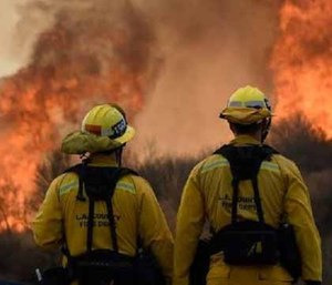 The Board of Supervisors unanimously approved a $4.5-million plan Tuesday to reduce the strain on the Los Angeles County Fire Department. (Photo/LACFD)