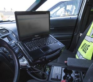 Purchasing a refurbished laptop computer can be a smart investment for police departments. (Photo/PoliceOne)
