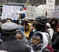 When should police departments release BWC footage to the public?