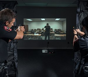Check out these five buying tips for training simulators (photo/Laser Shot)