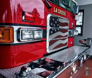Gundersen Tri-State Ambulance and the La Crosse Fire Department have agreed to a partnership that is expected to help solve the local paramedic shortage. (Photo/LCFD)