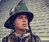 Fire capt. badly burned in explosion released from hospital