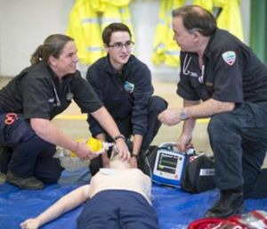 EMS education technology should ultimately result in improved student competency and performance. (Photo/Vermont Department of Health)