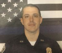 Ohio officer fatally shot at domestic dispute call
