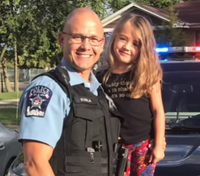 Officers donate sick days to colleague battling cancer