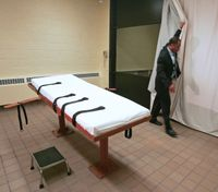 Ala. seeks new execution date for inmate spared by clock