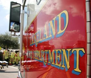 The Lakeland Fire Department recently launched a peer support training program. (Photo/LFD)