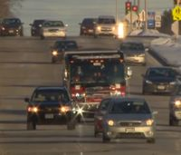 Wis. fire department to cut back on sirens, lights
