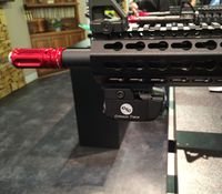 SHOT Show 2016: Crimson Trace offers solution to problem of light and laser activation on long guns