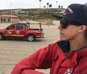For those that live near the ocean, you might already be an ocean lifeguard or you are considering becoming one. (Photo/Los Angeles County Fire Department Facebook)