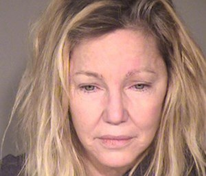 Heather Locklear faces a lawsuit after allegedly verbally and physically abusing an EMT who responded to a call at her home.  (Photo/Ventura County Police Dept.)