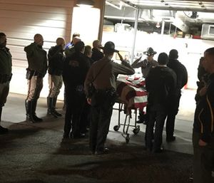 EMS attendant Garry John, 57, was an employee of AMR for four years, according to regional director Scott White. (Photo/NHP Southern Command)