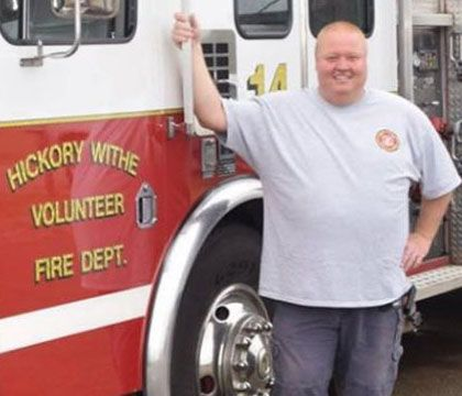 LODD: Tenn. fire chief dies after medical event at blaze