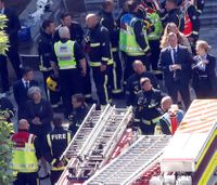 London fire death toll at 17; 'miracle' if anymore survivors
