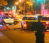 Video: 'Lone wolf' suspected in Canada terror attack, police pursuit
