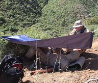Rescuers find lost Ariz. hiker on brink of death