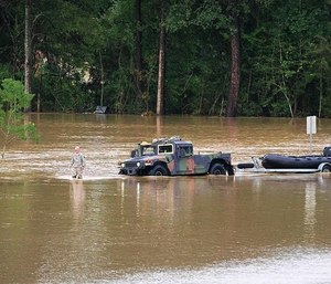 The reliance on volunteer efforts could help the state cover potential gaps in disaster response and recovery efforts. (Photo/Wikipedia)