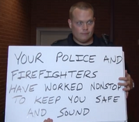 Texas PD parodies 'Love Actually' in new safety video