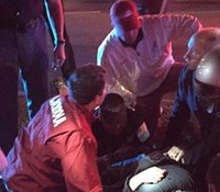 Crimson Tide team doctors save LSU officer struck by car