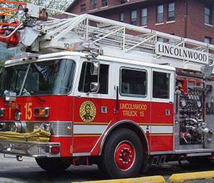 A former Lincolnwood firefighter who is suing the village's fire department is now naming his former chief, deputy chief and battalion chief as defendants in his lawsuit. (Photo/MABAS3.org)