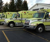 Ohio city residents reject city-run EMS service