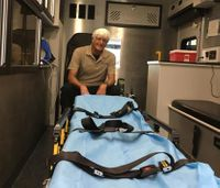70-year-old U.S. judge retires to become paramedic