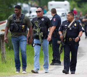 Gunman Found Dead After Texas Shootings | PoliceOne
