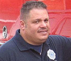 Firefighter Manny Rivera. (Photo/National Fallen Firefighters Foundation)