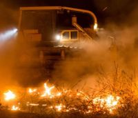 Evacuation orders sent to wrong Calif. cities during wildfire