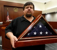 Slain Ky. marshal honored over a century later in Texas