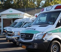NY ambulance service increases EMT pay as contract negotiations stall
