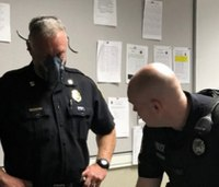 Va. first responders now carrying masks to avoid opioid exposure