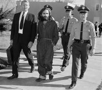 Police ID of woman found near Manson murders site stirs mystery