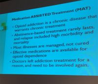 Introduction to medication-assisted opioid dependence treatment for EMS