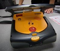W. Va. fire dept. receives 2 donated AEDs